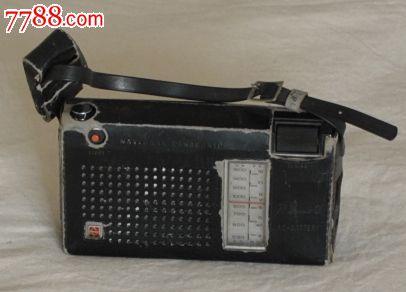 日本产松下晶体管收音机nationalpanasonic收藏佳品