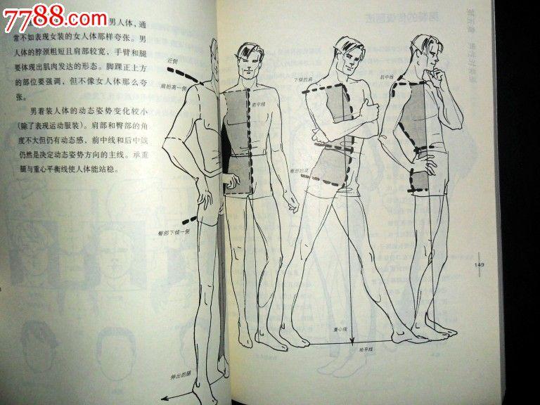 时装画技法入门视频_美国经典时装画技法,基础篇