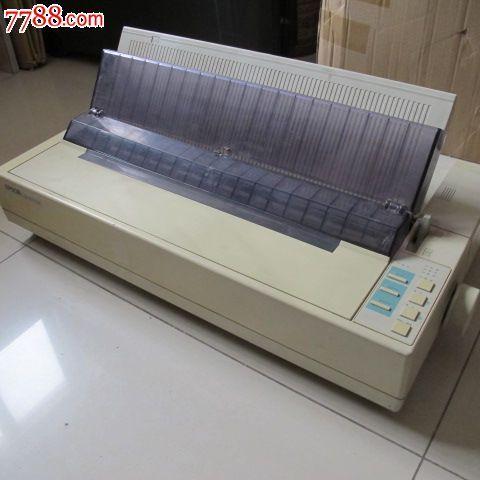 爱普生24针1600k打印机