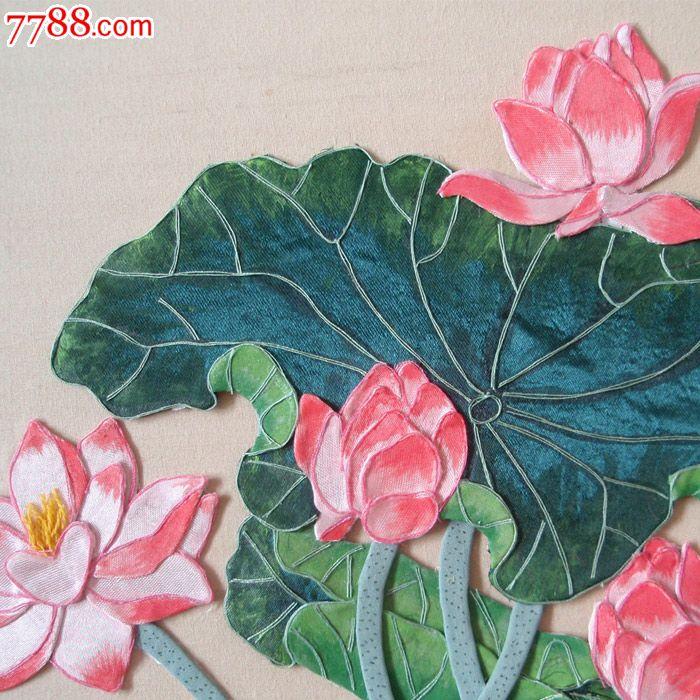 布贴画-花瓶1_价格1000.0000元_第4张_7788收藏__中国收藏热线