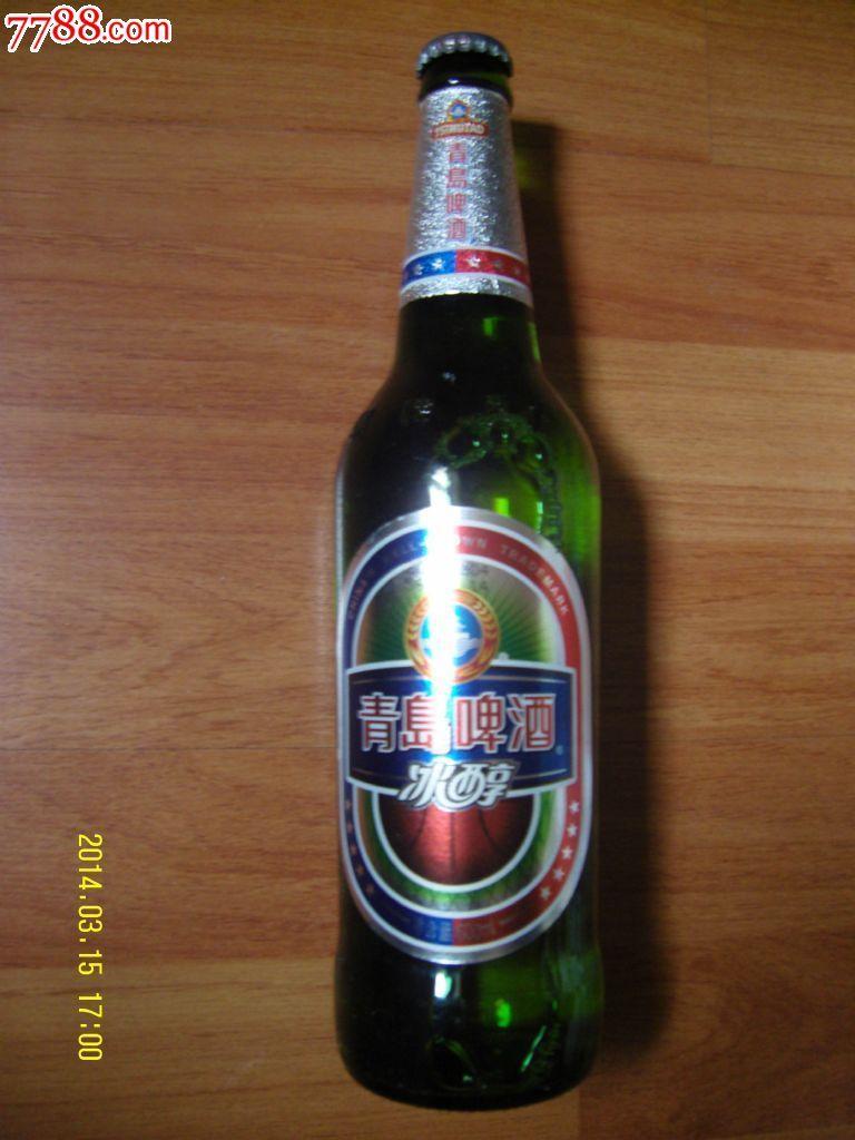 青岛啤酒空瓶(净含量600ml)