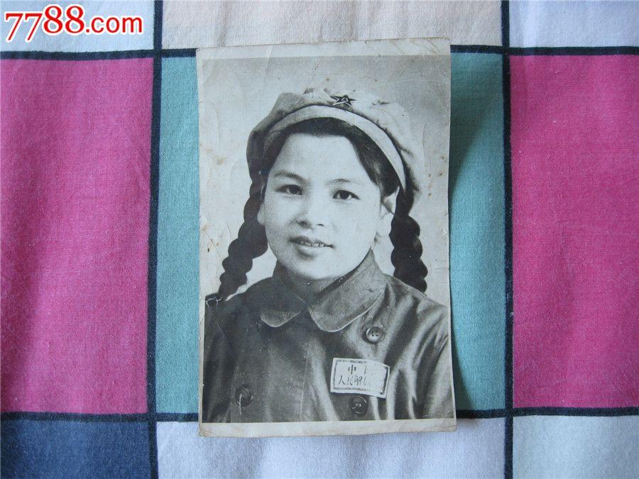 50年代女军人图片