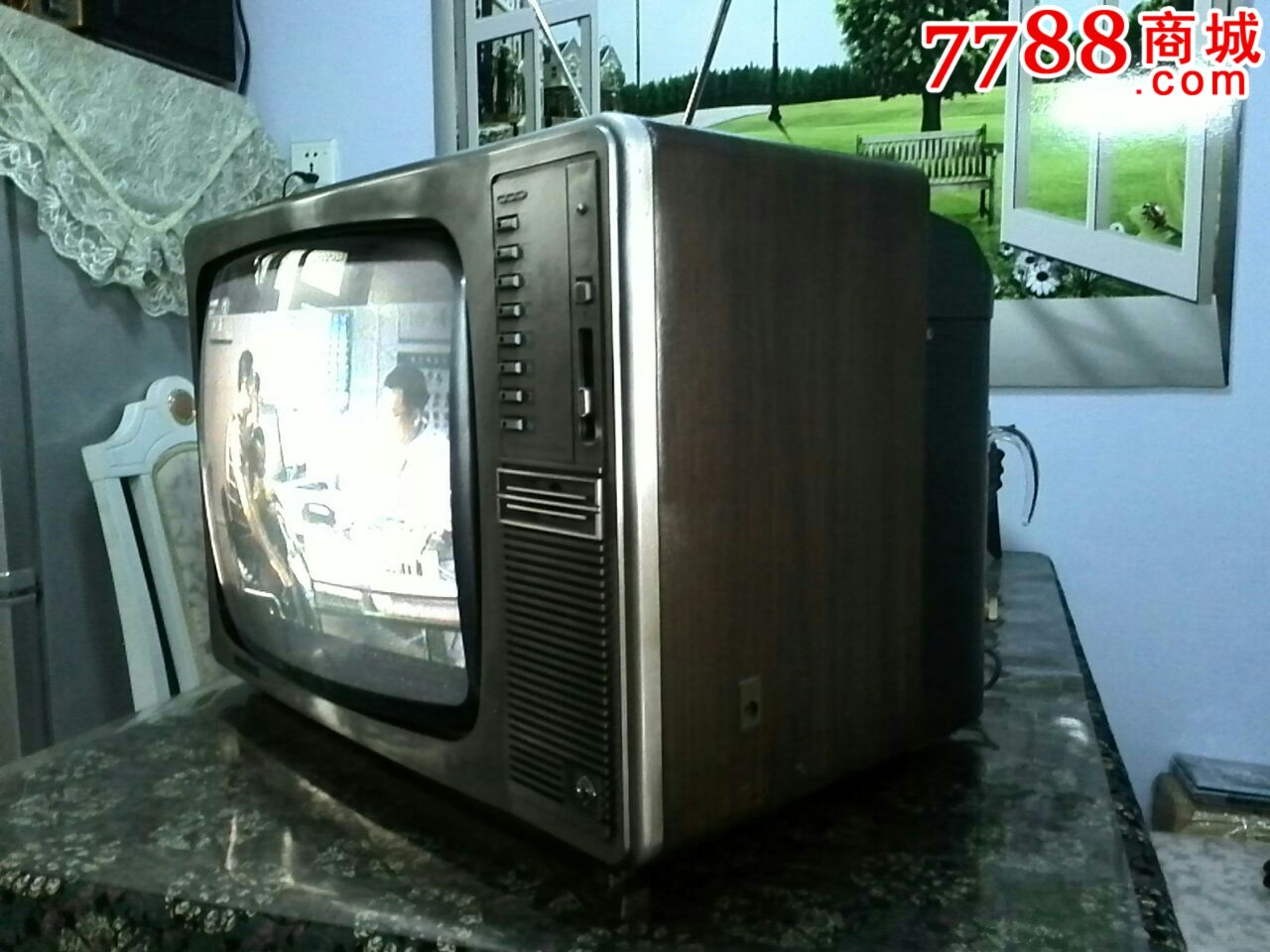熊猫db47c3彩色电视机