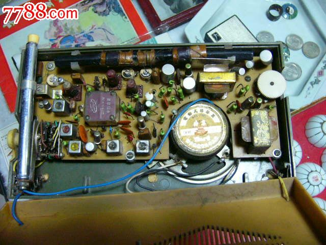 德生收音机909电路板