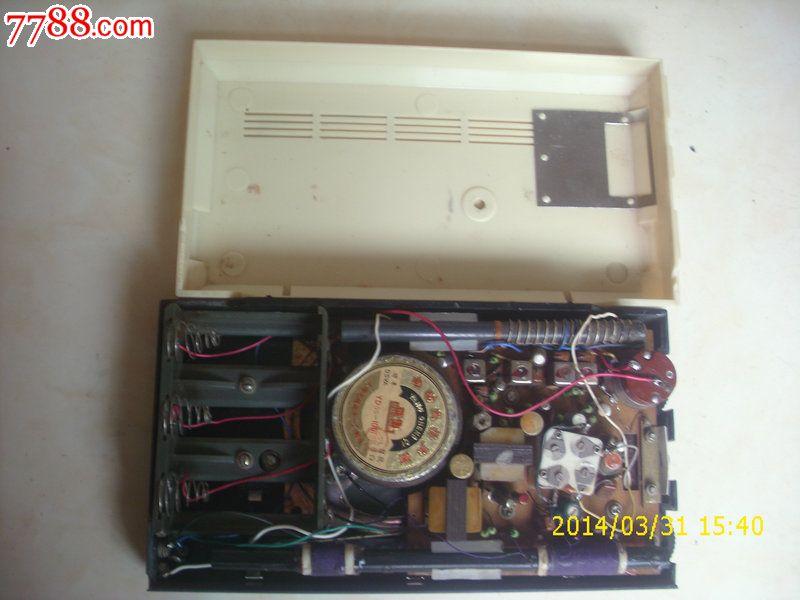 凯歌4b15-a型中短波收音机