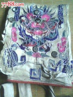 旧时丝绸(大户人家所戴)-相公帽_价格680.