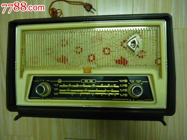 熊猫牌电子管收音机601-3g1型
