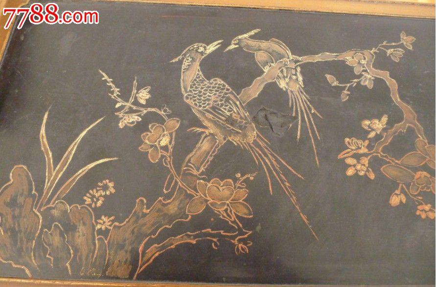描金--漆画--板_第2张_7788收藏__收藏热线