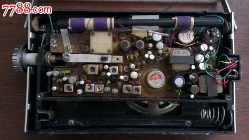 春雷3p2收音机