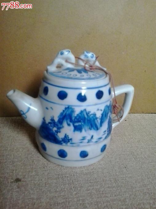 小茶壶_价格100.0000元_第1张_7788收藏__中国收藏热线