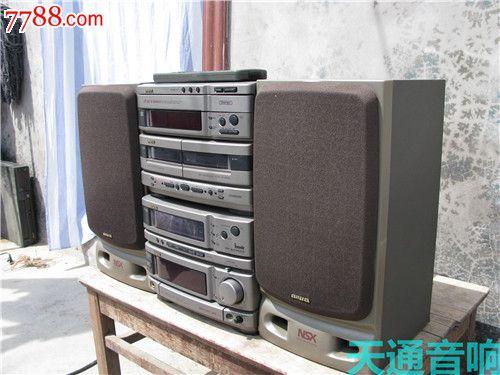 爱华aiwa组合音响型号rx-n710ghe
