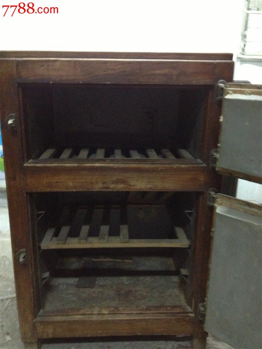 老式日本冰箱,值得收藏!_第2张_7788收藏__中国收藏热线