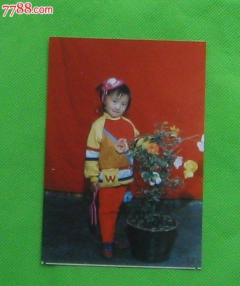 可爱的小女孩照-se23542134-7788收藏__中国收藏热线