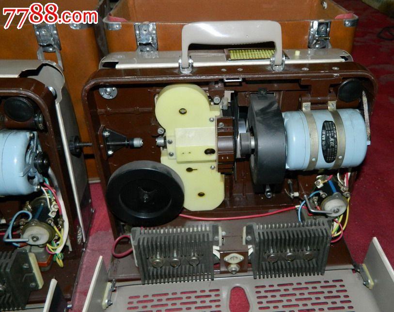 16mm长江电影放映机//f16-4_价格5000.