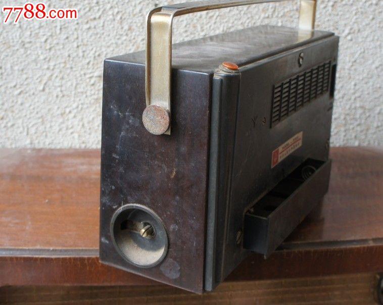 上海312a晶体管收音机