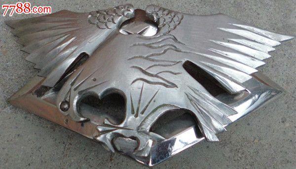 不锈钢腰带扣,纯手工制作