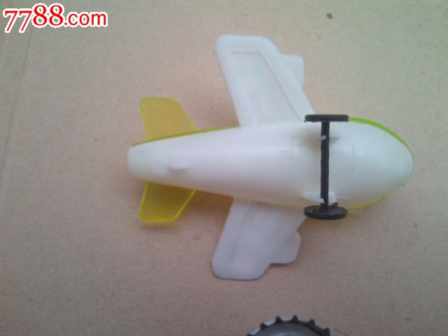 怀旧玩具——塑料小飞机