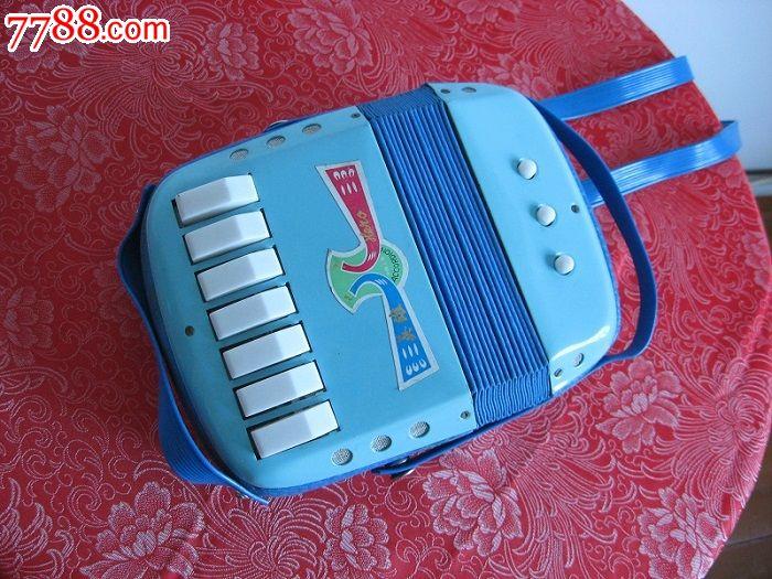 玩具手风琴