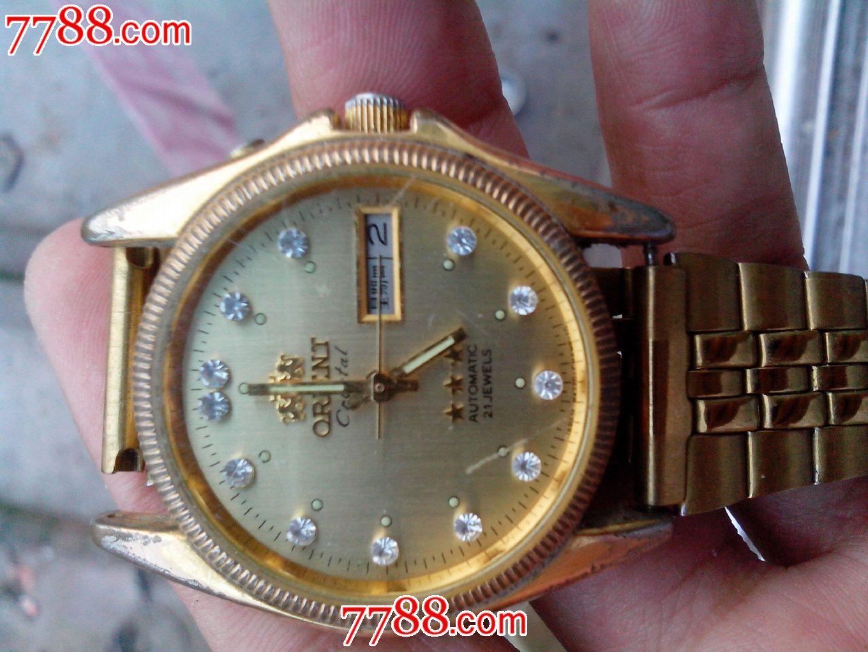 双狮手表图片