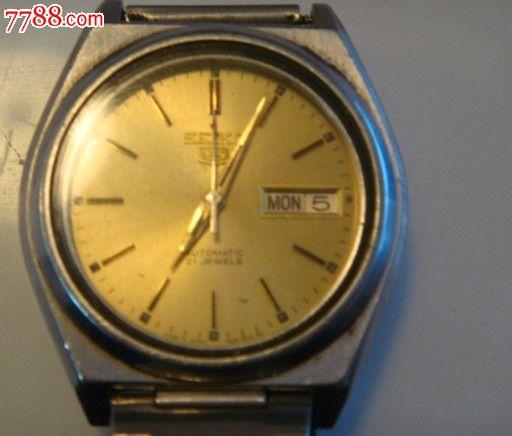 ahungse_日本精工7009a-se24201142-手表/腕表-零售-7788收藏