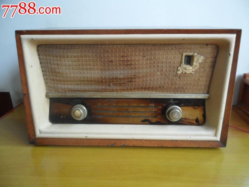 老收音机牡丹【山西老货】