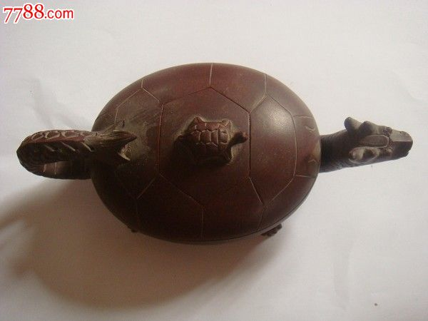 品种: 紫砂壶-紫砂壶 属性: 年代不详,红泥/朱泥,朱砂红,个性壶,动物