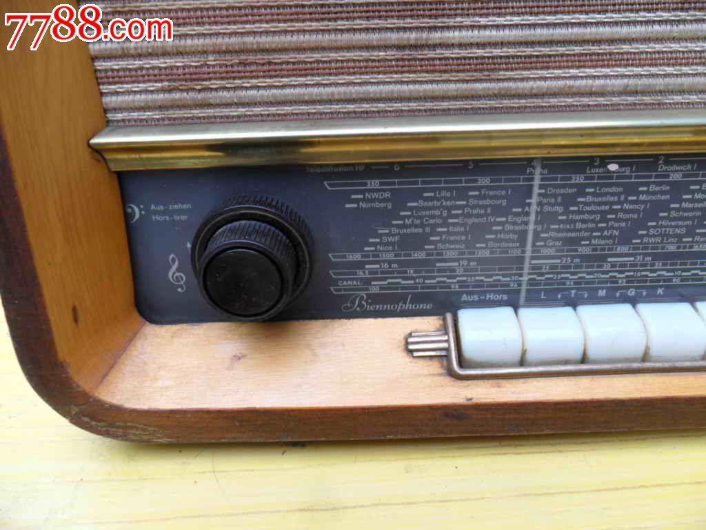 德国电子管收音机_第4张