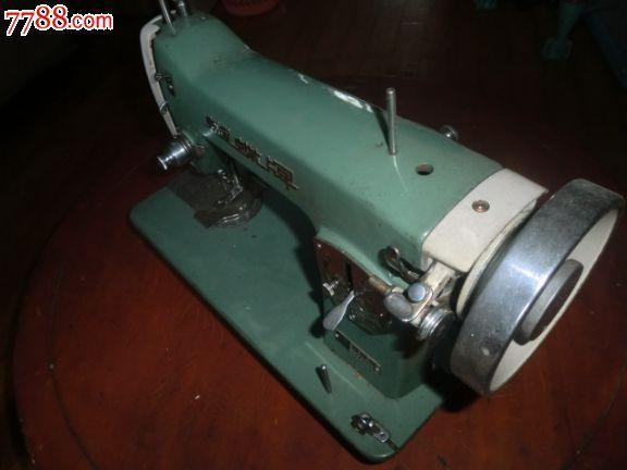 蝴蝶牌老式缝纫机机头