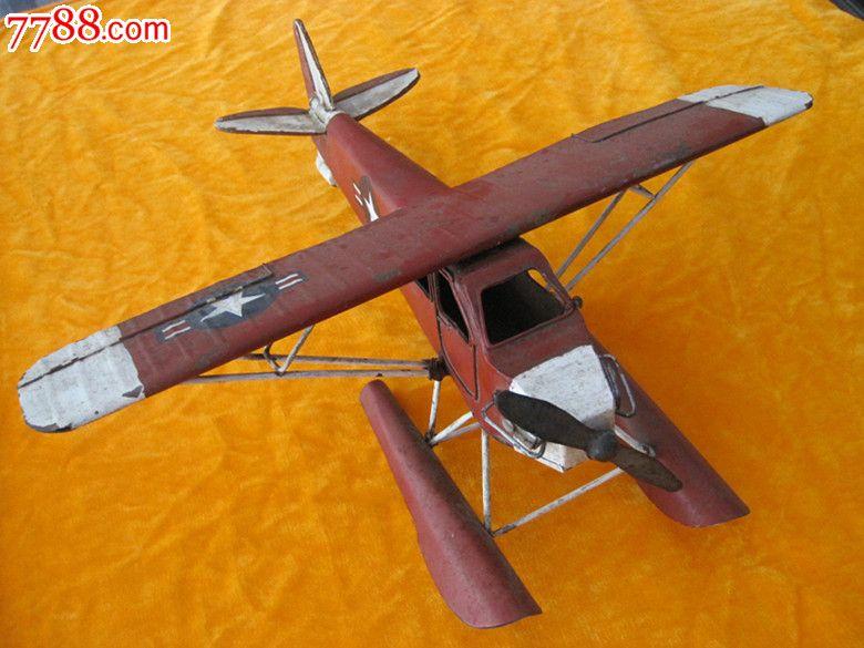 二战老苏联飞机模型