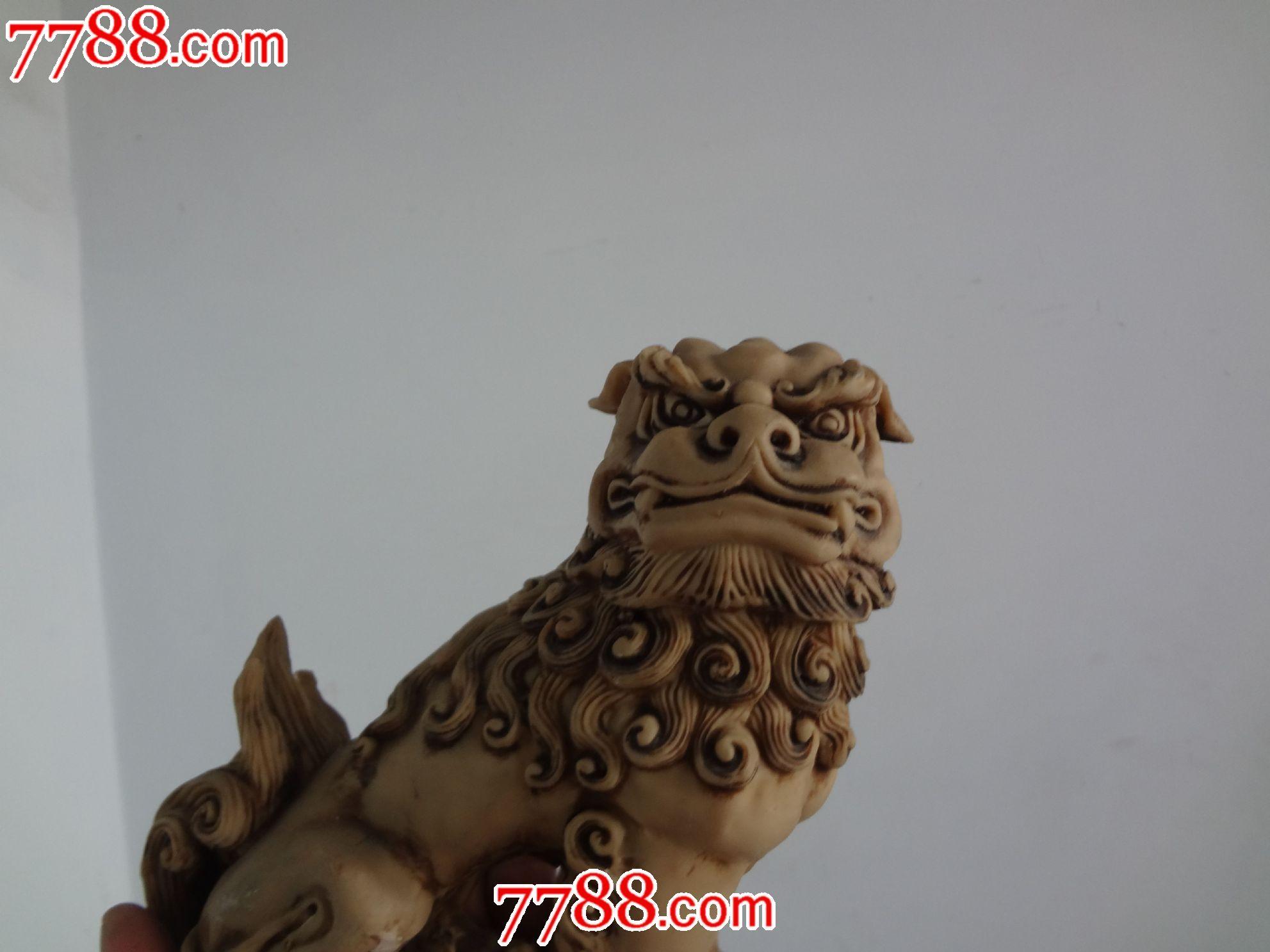 狮子_第1张_7788收藏__中国收藏热线图片