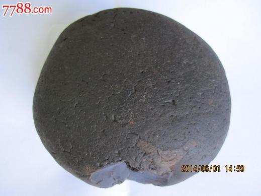广西右江黑色石头
