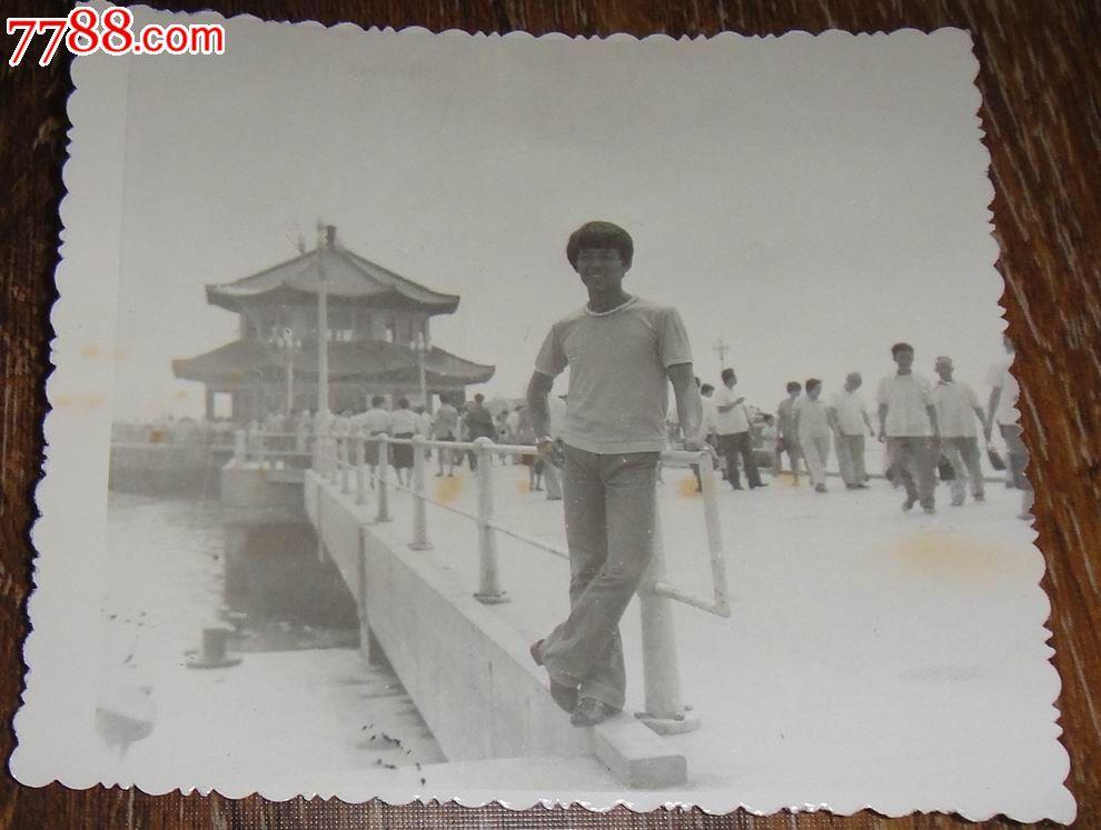 青岛栈桥_老照片_藏泉阁【7788收藏