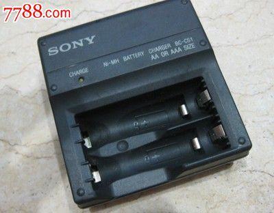 原装索尼sony镍氢电池充电器bc-cs1