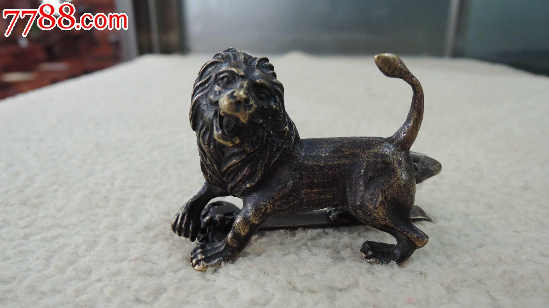 1920x1080狮子手绘