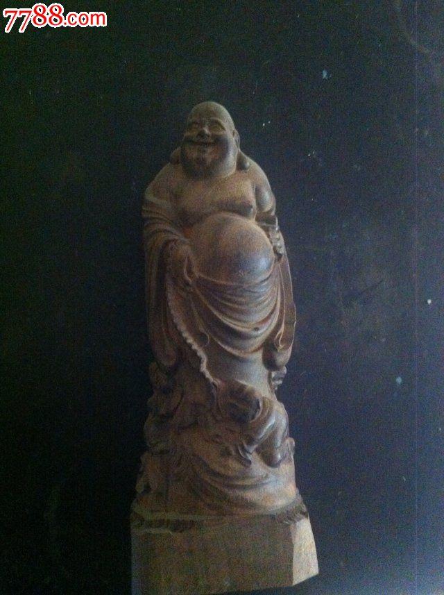 佛像雕刻_木佛像/人像_博雅居古玩店【7788收藏__中国
