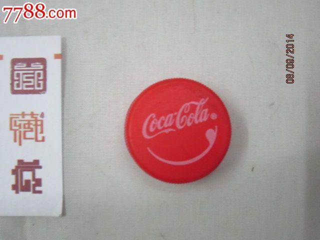可口可乐瓶盖图片