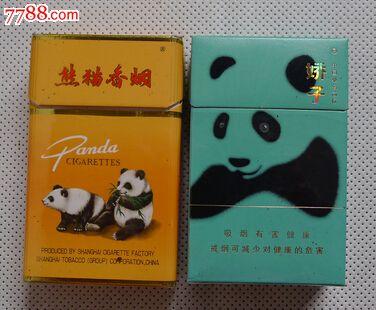 熊猫娇子这个烟好不好?
