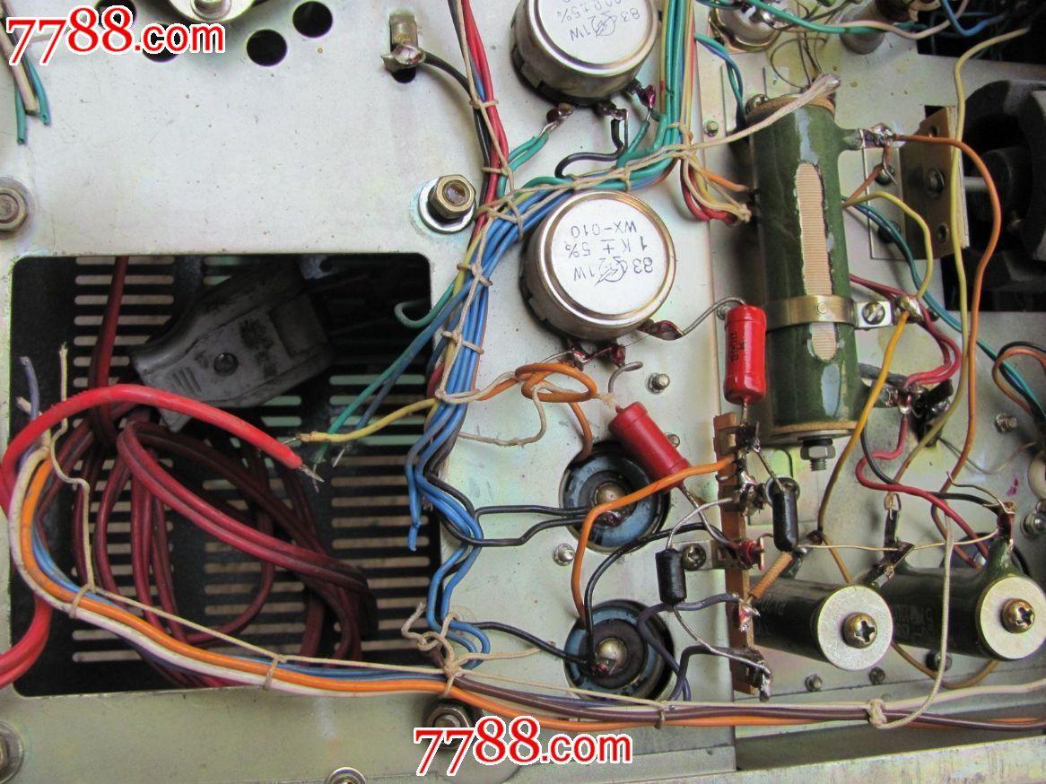 飞跃r50—1电子管扩音机配件机---图(2)【新疆卡乐轩】_第5张_7788
