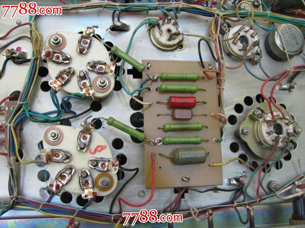 飞跃r50—1电子管扩音机配件机---图(2)