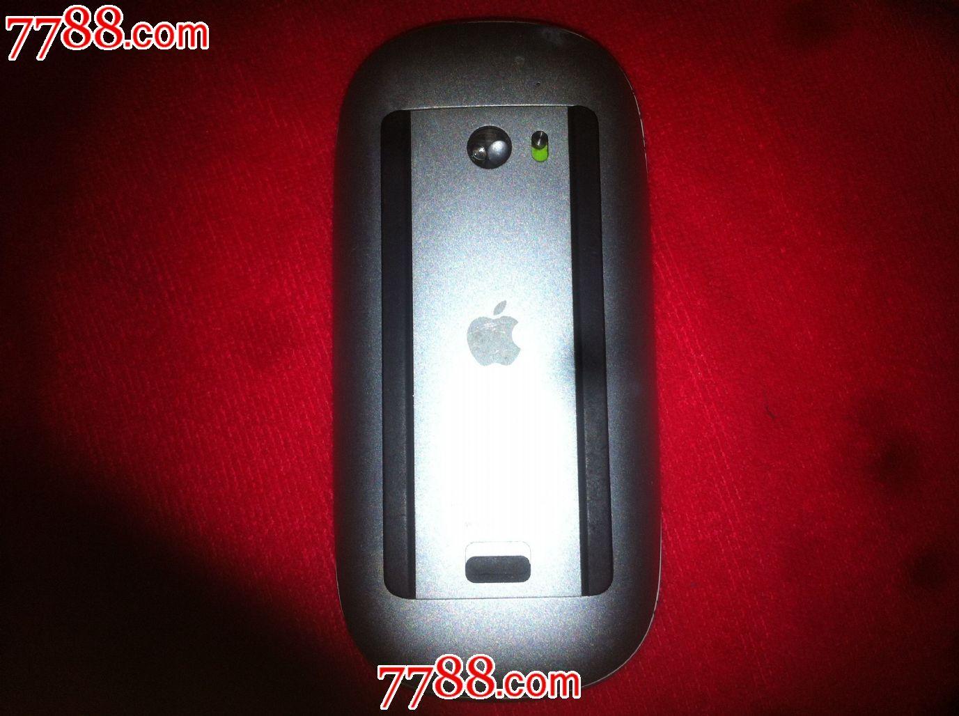 产品名称:Apple/苹果MagicMouse...品牌:Apple/苹果苹果无线型号:MB829ZM/A颜色分类:全新散装无线距离:15m无线技术:蓝牙工作方式:激光光学分辨率:5000dpi是否支持人体工程学:支持成色:8成新