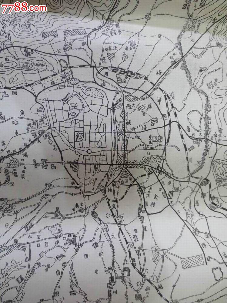 昆明市郊区地图